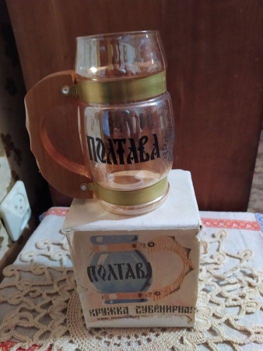 Продам набір із 6 келехів для пива. Харьков - изображение 1