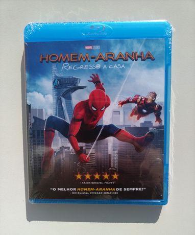 Blu-ray Homem Aranha : Regresso a Casa