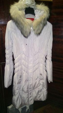 куртка плащ пальто зимове віддам терміново за винагороду