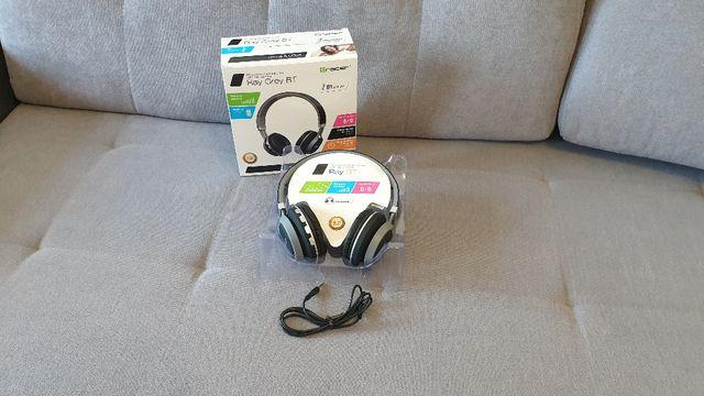 Nowe słuchawki bezprzewodowe bluetooth tracer