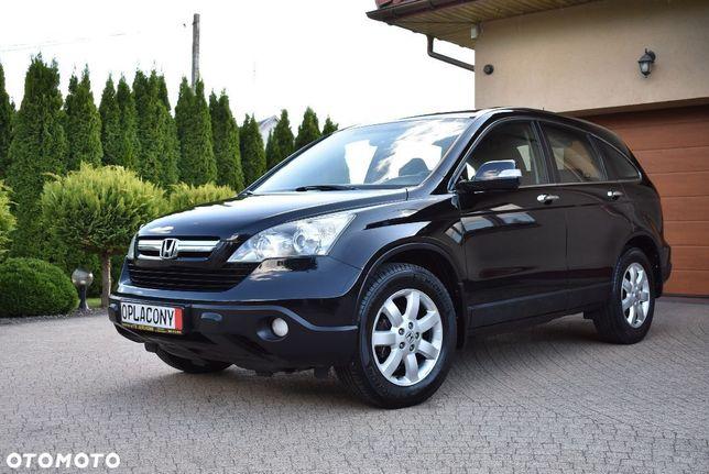 Honda CR-V 2.0 Benzyna 4x4 Opłacona!!!