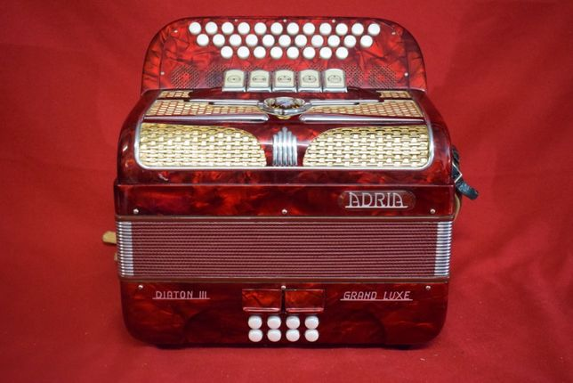 Concertina Adria Diaton III 3 Voz