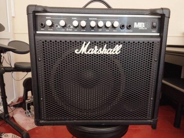 Басовий підсилювач Marshall MB30