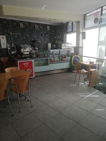 Trespasse Café /restaurante