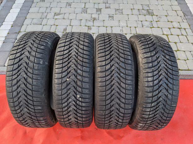 Шини ЗИМА ( 4 ШТ ) Michelin Alpin A4 205 55 R16 91H