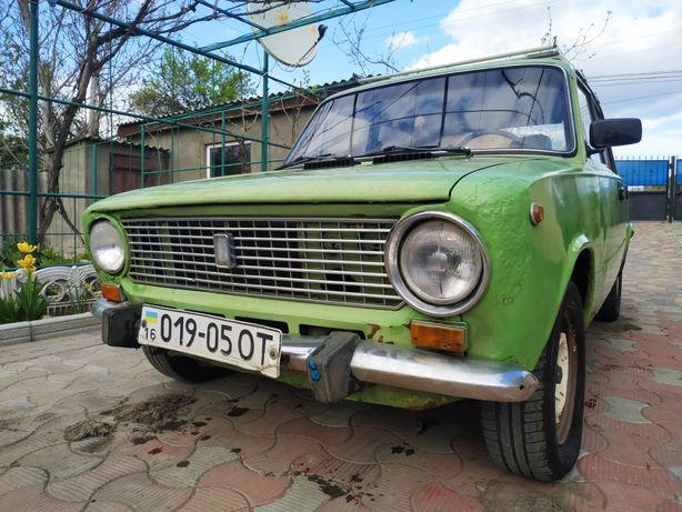 Ваз 2101 (Жигули/Копейка) 1985
