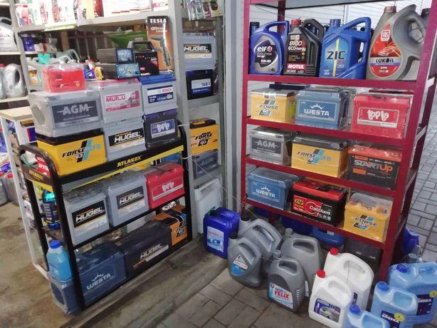 Продажа Аккумуляторов и других товаров для вашего автомобиля