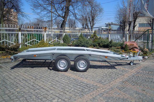 Лавета для перевезення автомобіля А7-4621 SWISS-повна маса 2700кг