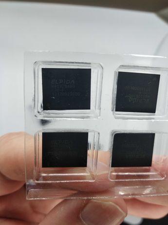 elpida w4032babg память для видеокарты DDR5