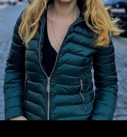 Куртка женская тёплая, рюкзак в подарок!!!