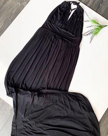 Платье в пол, длинное boohoo, L