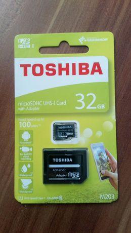 Karta pamięci 32 GB Toshiba
