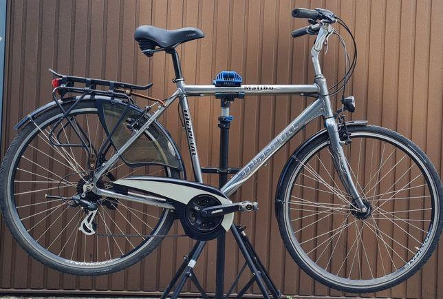 Rower Miejsko Trekkingowy Holenderski koła 28 cali Rama 22 cale.