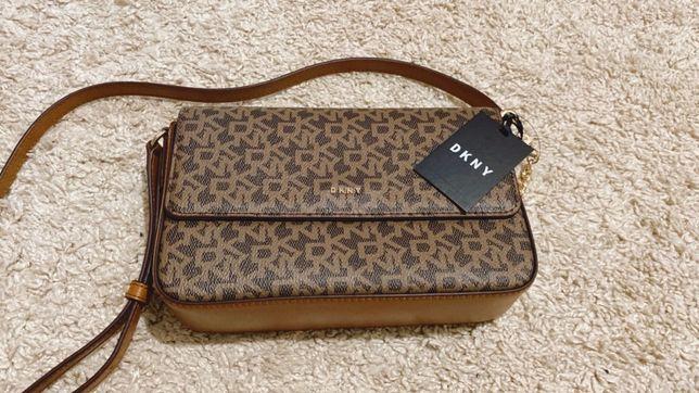 Сумка ,женская сумочка,брендовая сумка DKNY ,оригинальная сумка