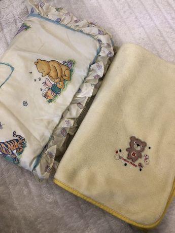 Плед детский и одеяьце