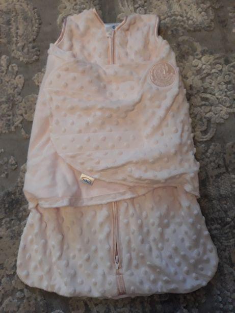 Пеленка кокон Спальний мішок для немовлят