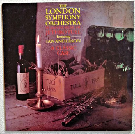 Vinil The London Symphony Orchestra Plays The Music Of Jethro Tull