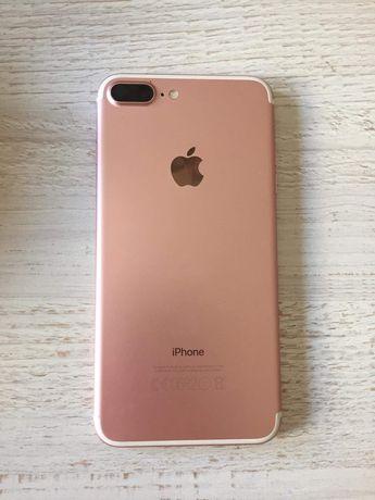 iPhone 7 Plus golden rose