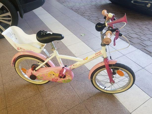 Rower dziecięcy Btwin Princess