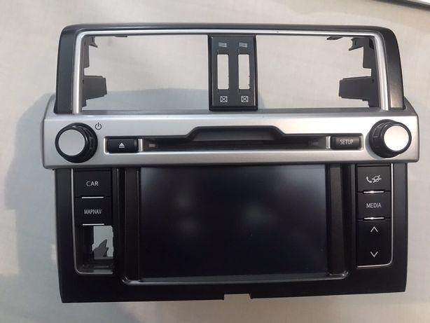 Магнитофон Тойота Прадо 150