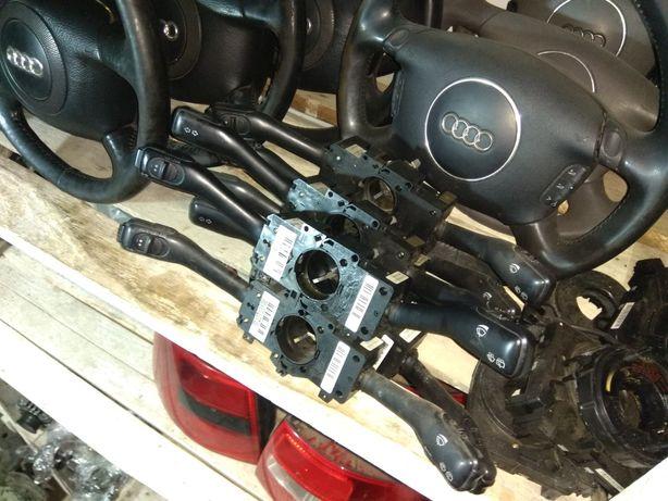 Гитара шлейф замок зажигания селектор педаль газу ауди ауді А6 с5