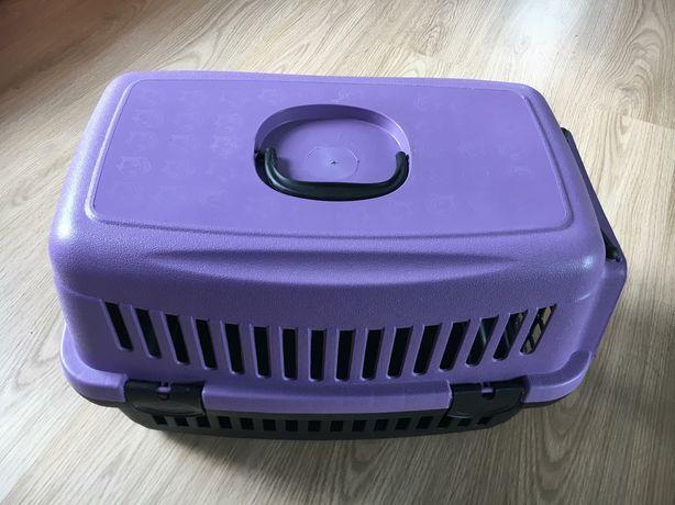 Аренда 40 грн/сутки. Переноска для котов и собак. Свободна с 25.11