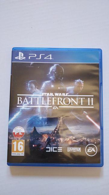 Gra na PS4 Battlefront 2