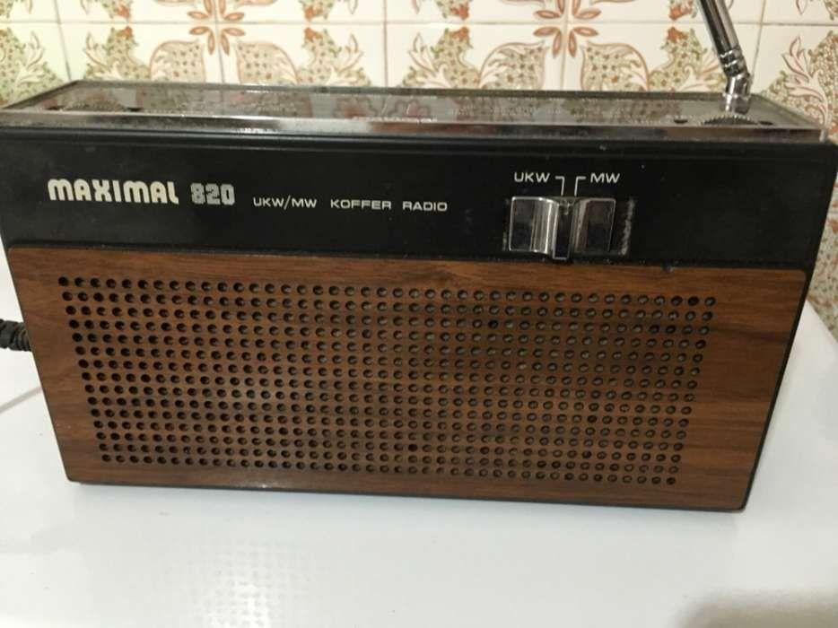 Vendo Vintage Radio - Maximal 820 Santo António - imagem 1