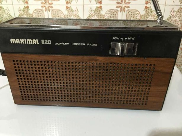 Vendo Vintage Radio - Maximal 820