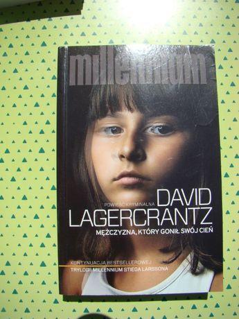 Millennium 4+5 Mężczyzna, który gonił + Co nas nie zabije Lagercrantz
