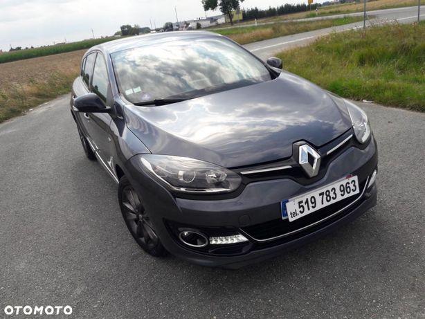 Renault Megane Navigacja BOSE klimatronik 1.2 benzyna 130 km