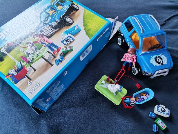 Playmobil Strzyżenie psów 9278