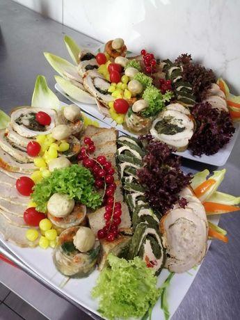 Catering, Imprezy okolicznościowe - z dojazdem do klienta