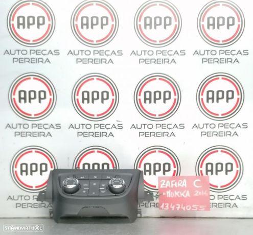Comando sofagem ar condicionado automático Opel  Zafira C, Mokka de 2016 referência 13474055.