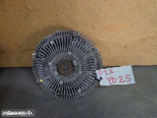 Nissan Navara D-22 YD25