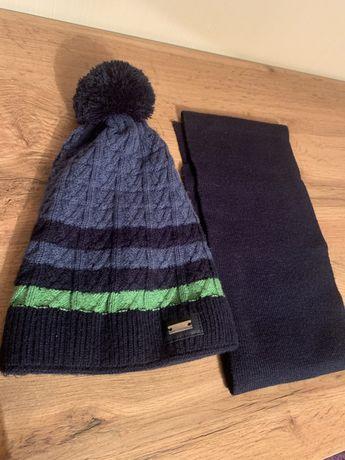 Зимняя шапка доя мальчика barbaras р.50-52