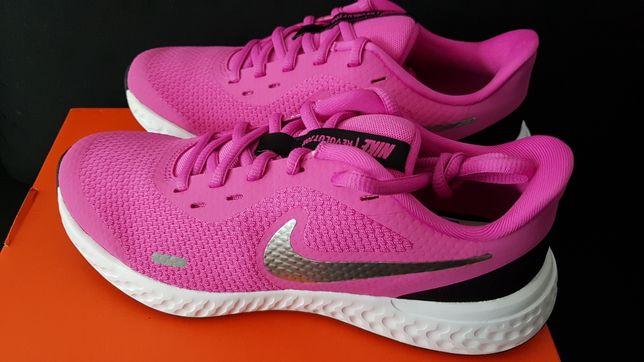 Подростковые кроссовки Nike Revolution 5 GS,оригинал.