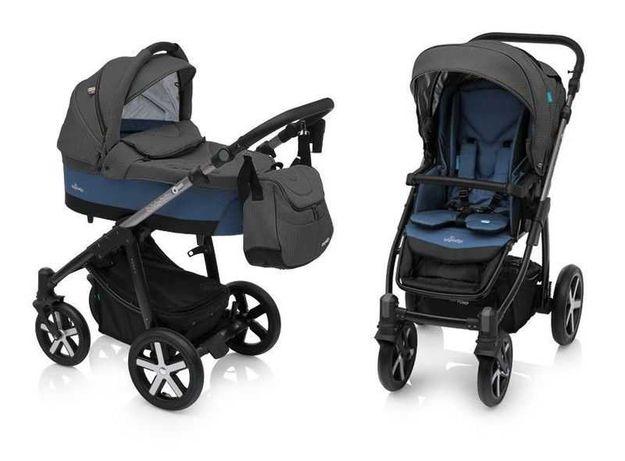 Wózek baby design husky Winter spacerówka / gondola 2018