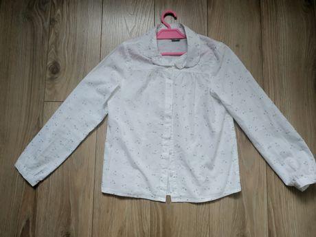Elegancka biała bluzka r. 134