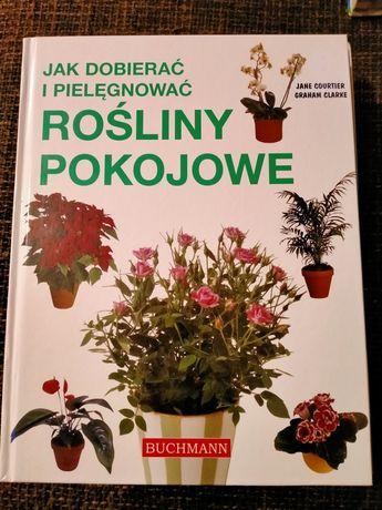 Książka Rośliny Pokojowe