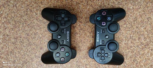 Pad, kontroler dualshoch 3 do PS3 PlayStation 3. 2sztuki.