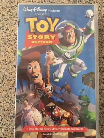 Cassete VHS Toy Story
