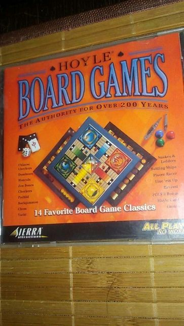 """Диск """"Hoyle Board Games"""""""