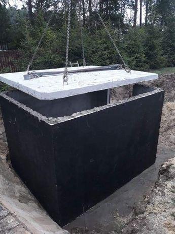 Szambo betonowe Częstochowa Olsztyn Rędziny Kłobuck Rudniki
