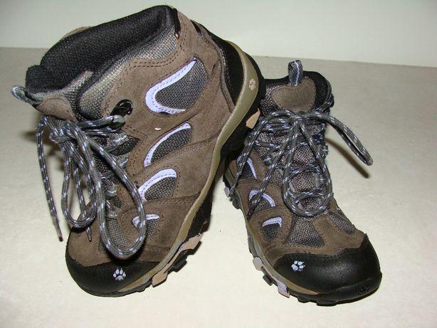 Dziecięce buty zimowe JACK WOLFSKIN Texapore. Rozmiar: 33/20