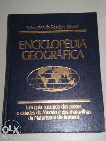 Enciclopédia Geográfica-Um guia ilustrado dos países e cidades do mund