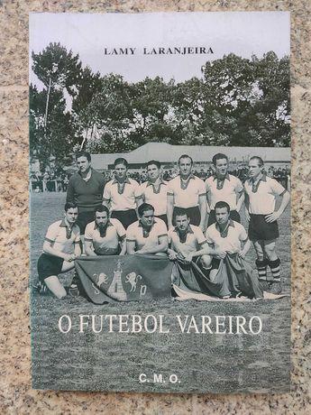 Livro sobre o futebol em Ovar