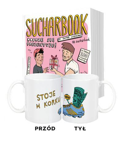 Sucharbook + kubek gratis - Suchar Codzienny - Altenberg (bezpośrednio