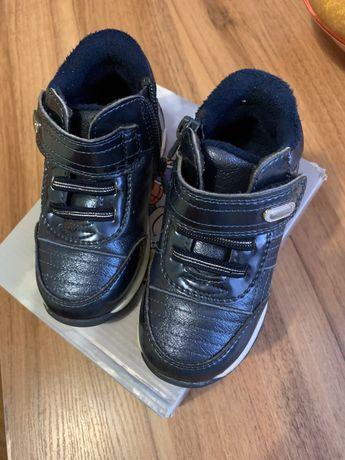 Демисезонні ботинки Сказка