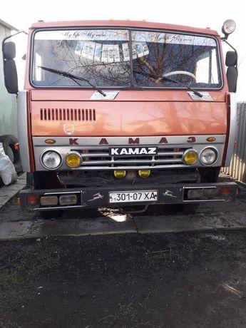 КамАЗ 5511,1991год,объем 11